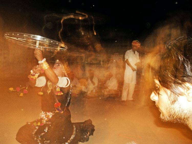 Jaisalmer dance