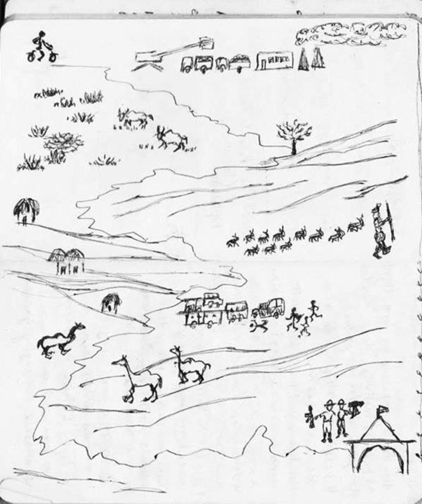 tanot-sketch